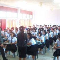 โครงการพัฒนาผู้เรียนด้านภาษา English (1 พ.ย. 56)